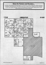 Map Image 033, Mahaska County 1987