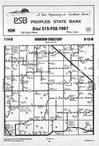 Map Image 029, Mahaska County 1988