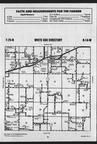Map Image 001, Mahaska County 1989