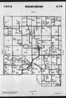 Map Image 014, Mahaska County 1989