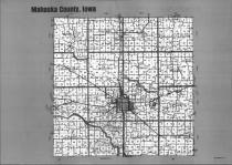 Index Map, Mahaska County 1990