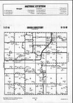 Map Image 006, Mahaska County 1990