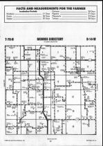 Map Image 030, Mahaska County 1990