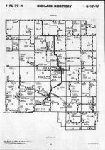Map Image 018, Mahaska County 1992