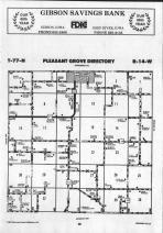 Map Image 026, Mahaska County 1992