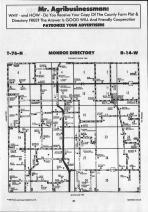 Map Image 030, Mahaska County 1992