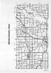 Marion County Index Map 1, Marion and Mahaska Counties 1985