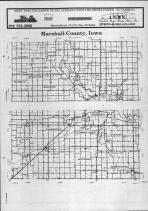 Index Map, Marshall County 1987