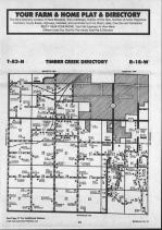 Map Image 006, Marshall County 1987