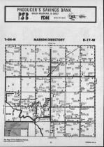 Map Image 026, Marshall County 1987