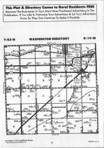 Map Image 001, Marshall County 1992
