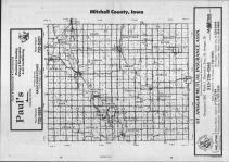Index Map, Mitchell County 1987 Published by Farm and Home Publishers, LTD