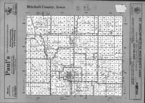 Index Map, Mitchell County 1991