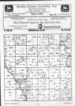 Map Image 019, Mitchell County 1992