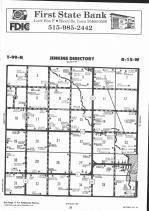 Map Image 029, Mitchell County 1992