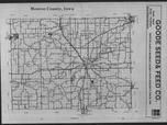 Index Map, Monroe County 1989