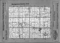Index Map, Montgomery County 1990