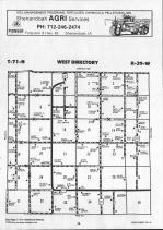 Map Image 001, Montgomery County 1992