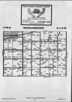 Map Image 001, Muscatine County 1987
