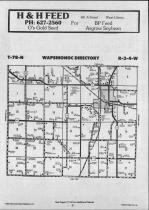 Map Image 003, Muscatine County 1987