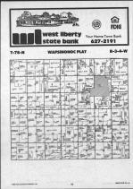Map Image 004, Muscatine County 1987