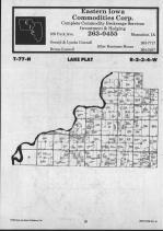 Map Image 029, Muscatine County 1987