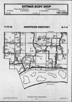 Map Image 030, Muscatine County 1987