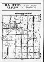 Map Image 003, Muscatine County 1990