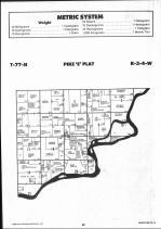 Map Image 014, Muscatine County 1990