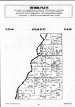 Map Image 015, Muscatine County 1990