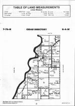 Map Image 017, Muscatine County 1990