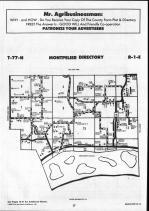 Map Image 024, Muscatine County 1990