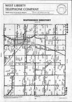 Map Image 003, Muscatine County 1991