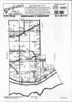 Map Image 007, Muscatine County 1991