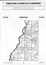 Map Image 017, Muscatine County 1991