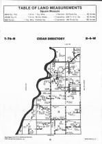 Map Image 019, Muscatine County 1991