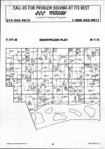 Map Image 028, Muscatine County 1991