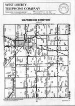 Map Image 003, Muscatine County 1992