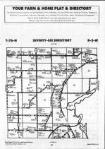 Map Image 009, Muscatine County 1992