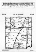 Map Image 011, Muscatine County 1992