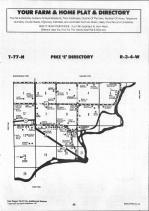 Map Image 014, Muscatine County 1992