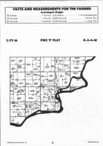 Map Image 016, Muscatine County 1992