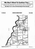 Map Image 019, Muscatine County 1992