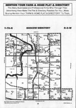 Map Image 022, Muscatine County 1992