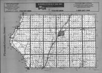 Index Map, Plymouth County 1990