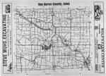 Index Map, Van Buren County 1989