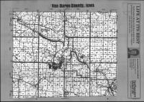 Index Map, Van Buren County 1990
