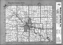 Index Map, Wapello County 1990