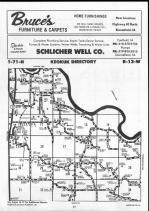 Map Image 016, Wapello County 1990