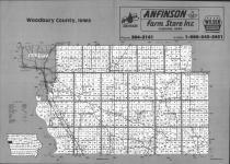 Index Map, Woodbury County 1991